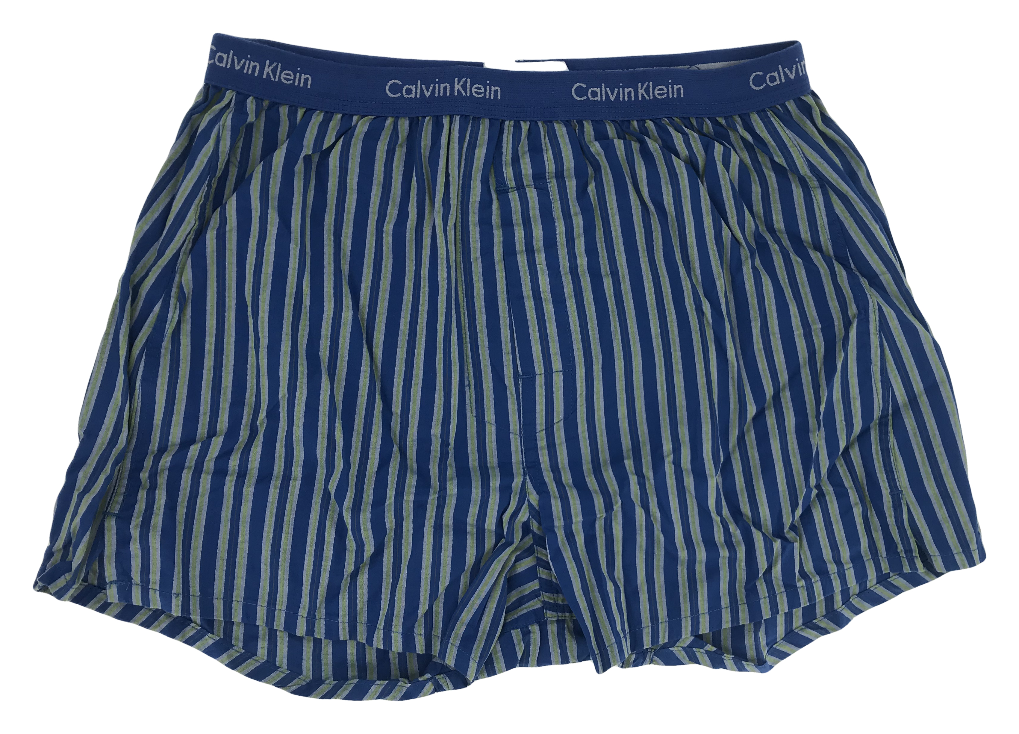 Pánské trenýrky U1500A-95H modrá - Calvin Klein