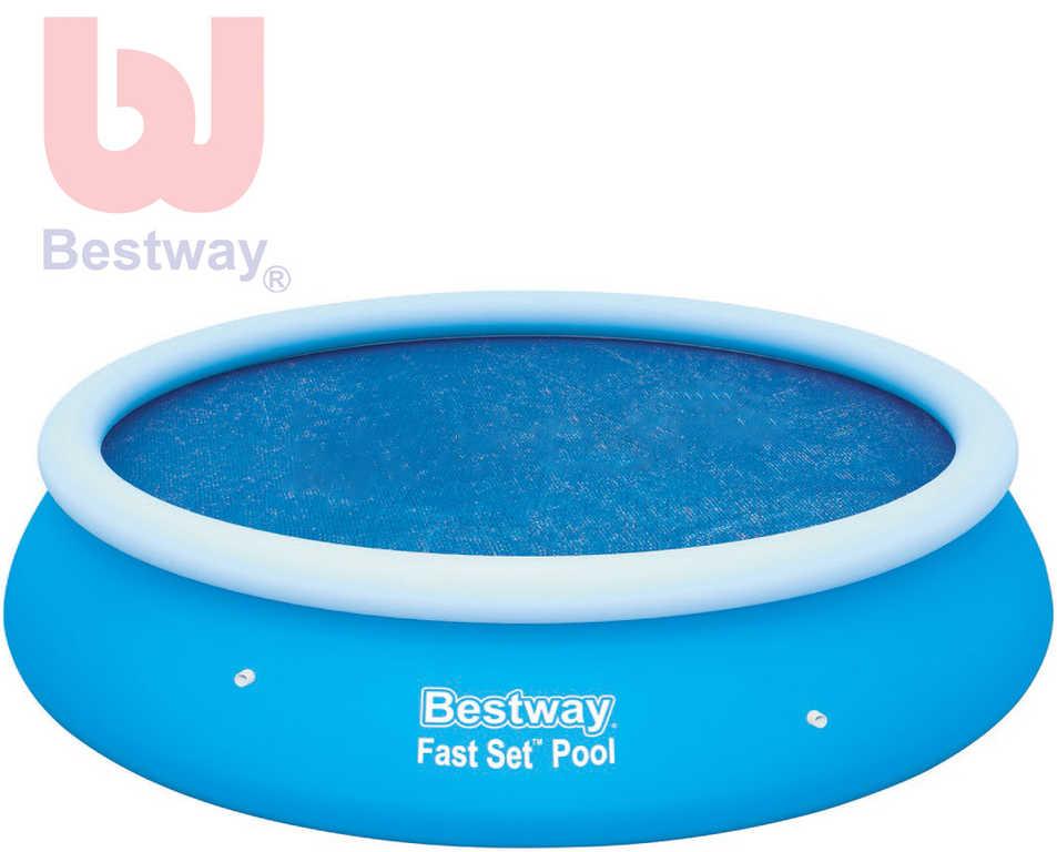 BESTWAY Bazén nafukovací 305x76cm samostavěcí jednokomorový