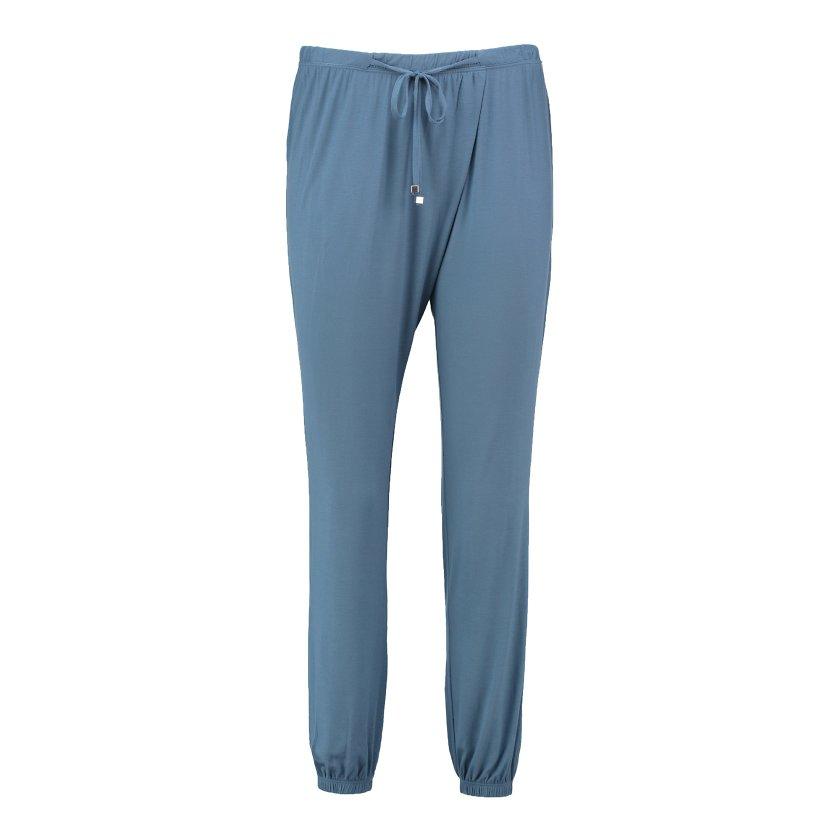 Dámské pyžamové kalhoty QS5683E - Calvin Klein - Šedá/M