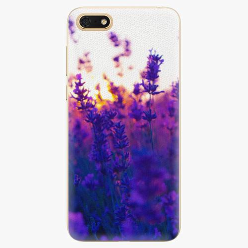 Plastový kryt iSaprio - Lavender Field - Huawei Honor 7S