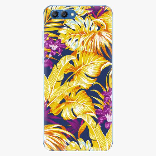 Plastový kryt iSaprio - Tropical Orange 04 - Huawei Honor View 10