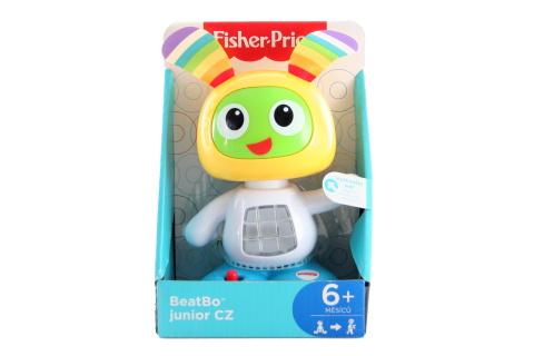 Fisher Price Mini Beatbo CZ FCW63 TV 1.10.-31.12.2017