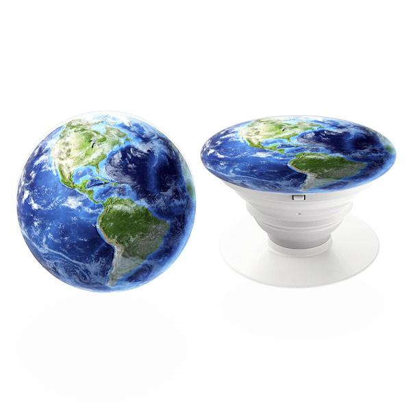 PopSocket iSaprio – Earth 01 – držák na mobil