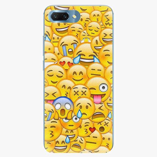 Plastový kryt iSaprio - Emoji - Huawei Honor 10