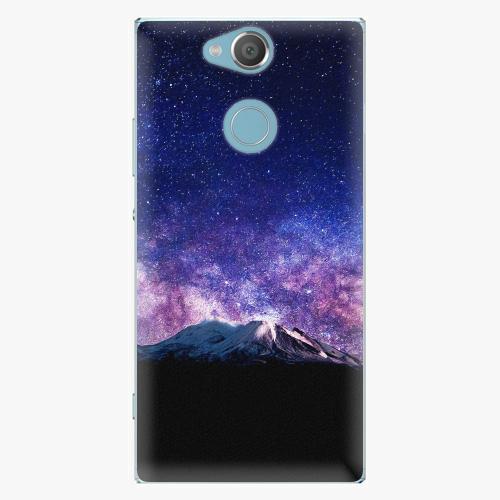 Plastový kryt iSaprio - Milky Way - Sony Xperia XA2
