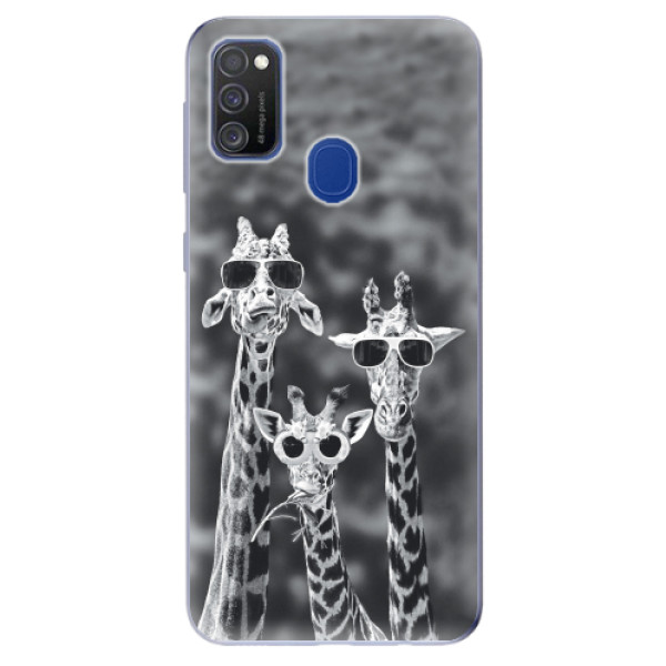 Odolné silikonové pouzdro iSaprio - Sunny Day - Samsung Galaxy M21