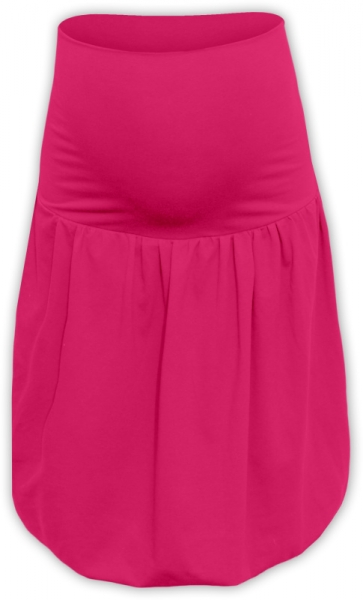 JOŽÁNEK Balónová sukně - malinová