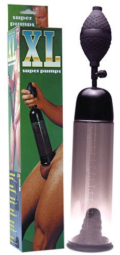 Vakuová pumpa na penis - XL