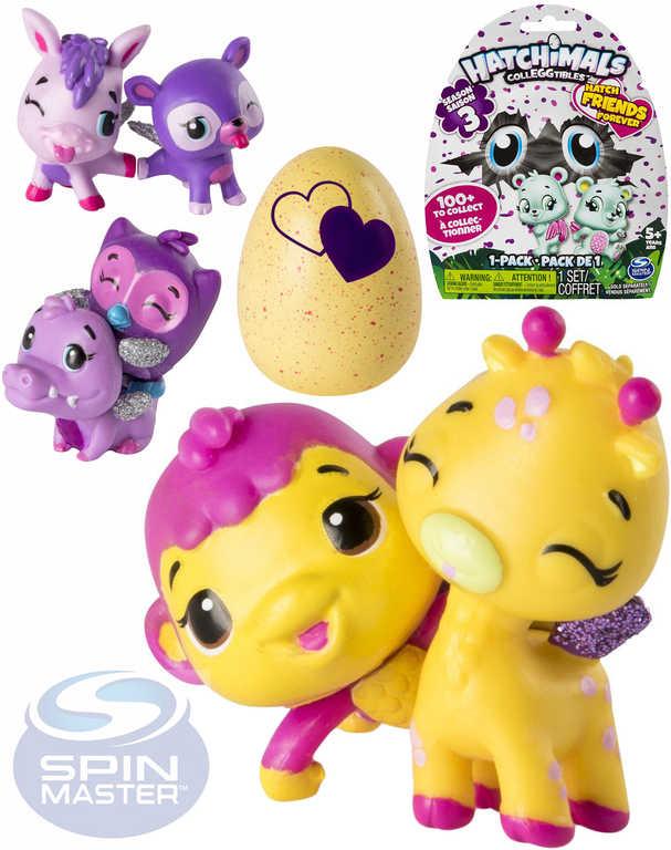 SPIN MASTER Hatchimals nejlepší přátelé sběratelské zvířátko ve vajíčku 3.serie