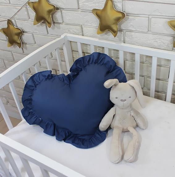 baby-nellys-dekoracni-oboustranny-polstarek-srdce-45-x-40-cm-tmave-modre