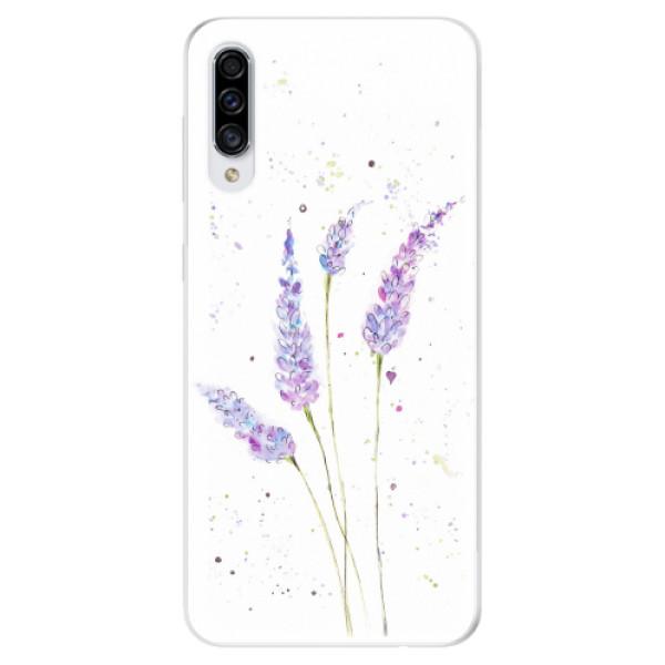 Odolné silikonové pouzdro iSaprio - Lavender - Samsung Galaxy A30s