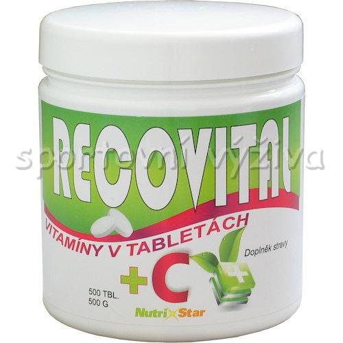 Recovital plus Vitamin C 500 tablet