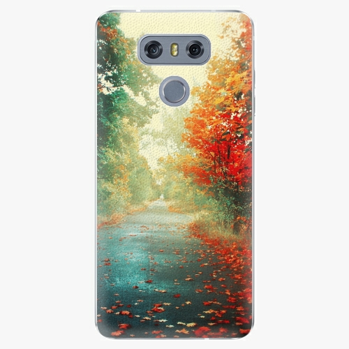 Plastový kryt iSaprio - Autumn 03 - LG G6 (H870)