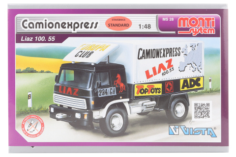 Monti System MS 28 - Camion Express