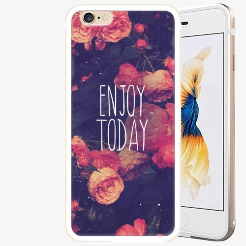 Plastový kryt iSaprio - Enjoy Today - iPhone 6 Plus/6S Plus - Gold