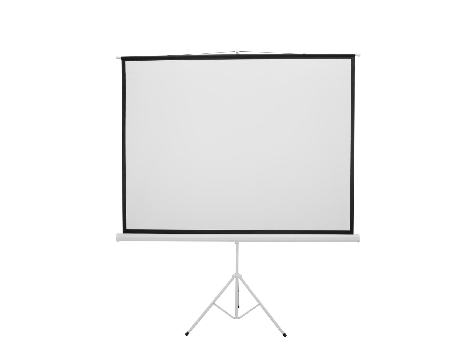 EUROLITE Projekční plátno 4:3, 2 x 1.5m