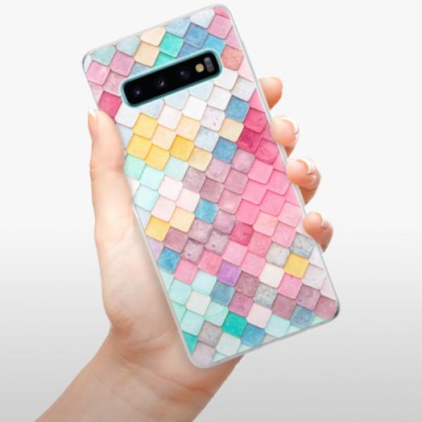 Odolné silikonové pouzdro iSaprio - Roof - Samsung Galaxy S10