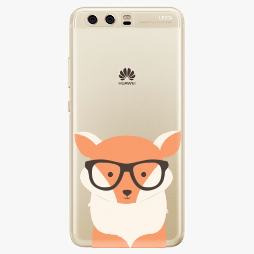 Plastový kryt iSaprio - Orange Fox - Huawei P10