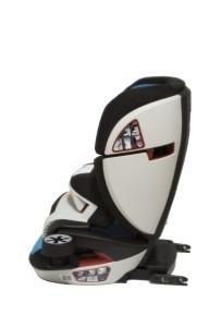 AKCE Coto Baby Autosedačka Salvo Isofix - skupina 9-36 kg - černá