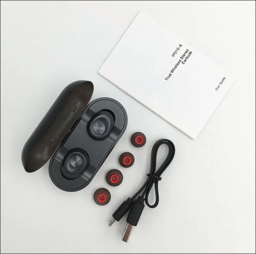 Bluetooth sluchátka MoreBlue