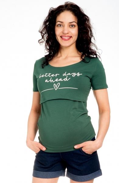 Be MaaMaa Těhotenské kraťasy Jeans