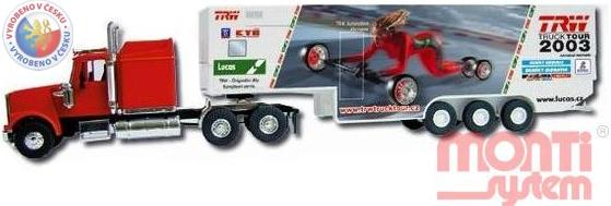 MONTI SYSTÉM 24.1 Auto WS TRW TRUCK TOUR MS24.1 0107-24.1