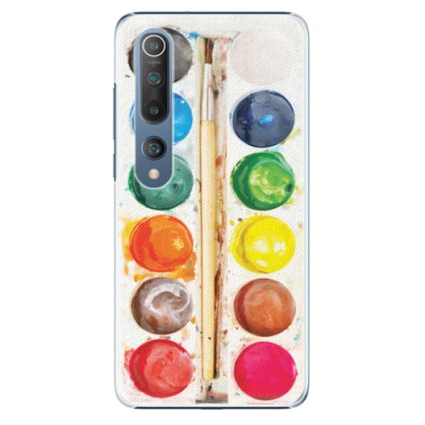 Plastové pouzdro iSaprio - Watercolors - Xiaomi Mi 10 / Mi 10 Pro