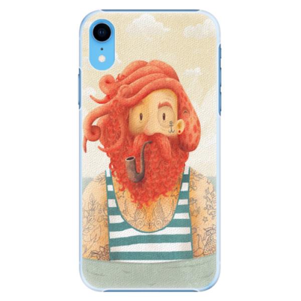 Plastové pouzdro iSaprio - Sailor - iPhone XR