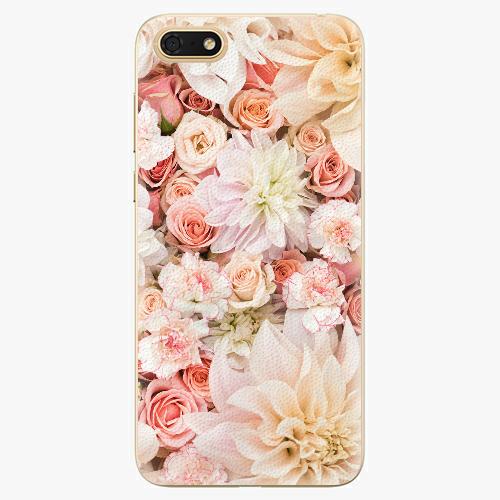 Plastový kryt iSaprio - Flower Pattern 06 - Huawei Honor 7S