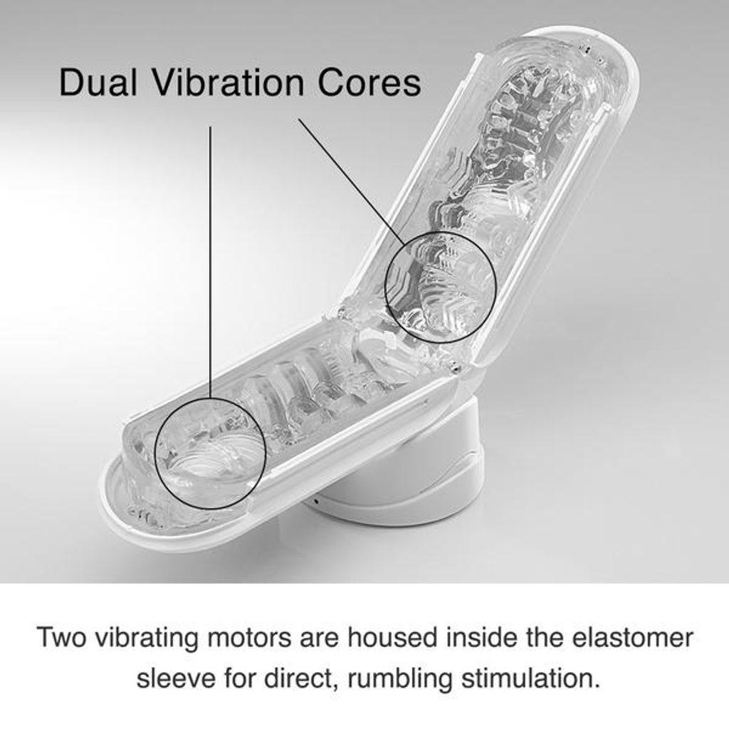 Tenga Flip Zero 0 Electronic Vibration