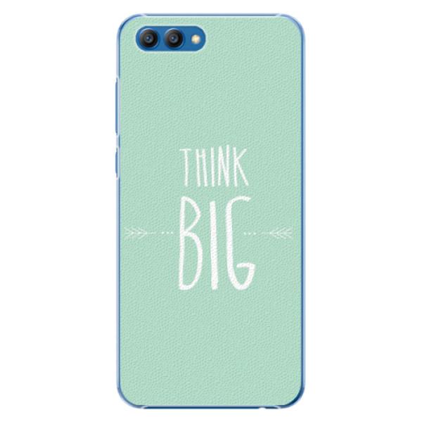 Plastové pouzdro iSaprio - Think Big - Huawei Honor View 10
