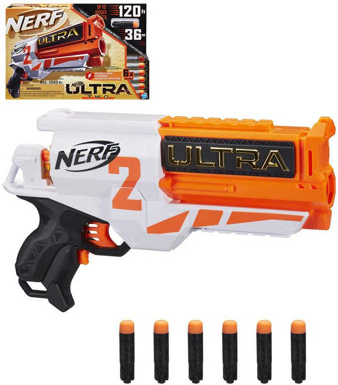 HASBRO NERF ULTRA Two set dětská pistole blaster + 6 nábojů na baterie