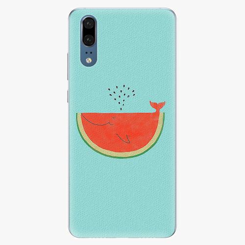 Plastový kryt iSaprio - Melon - Huawei P20