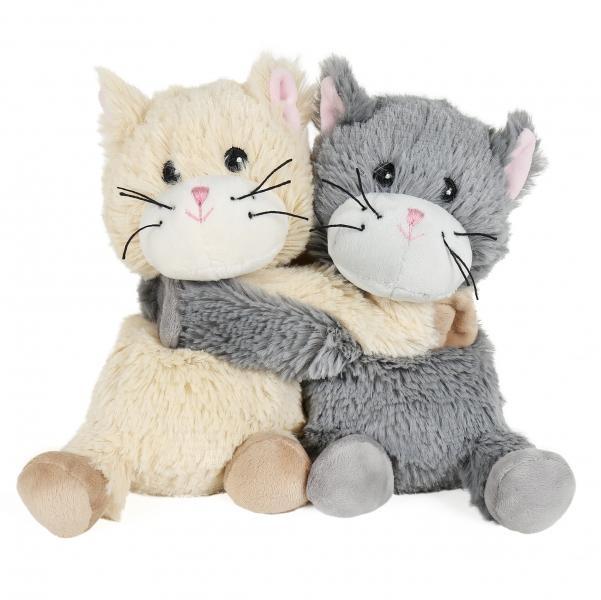 Warmies Hřejiví plyšáci - Kočičky v páru
