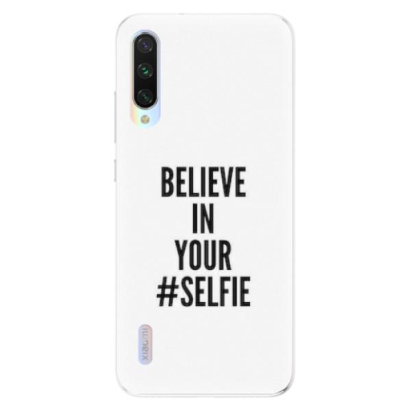 Odolné silikonové pouzdro iSaprio - Selfie - Xiaomi Mi A3
