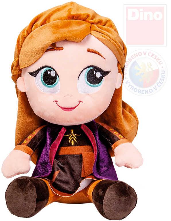 DINO Plyš Anna 20cm Frozen II (Ledové Království) *PLYŠOVÉ HRAČKY*
