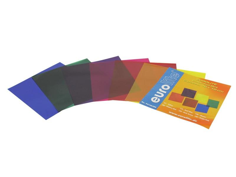 SET barevné filtry 56 - 6 barev