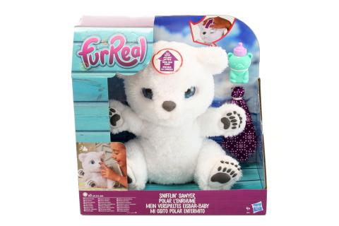 Fur Real Lední medvídek
