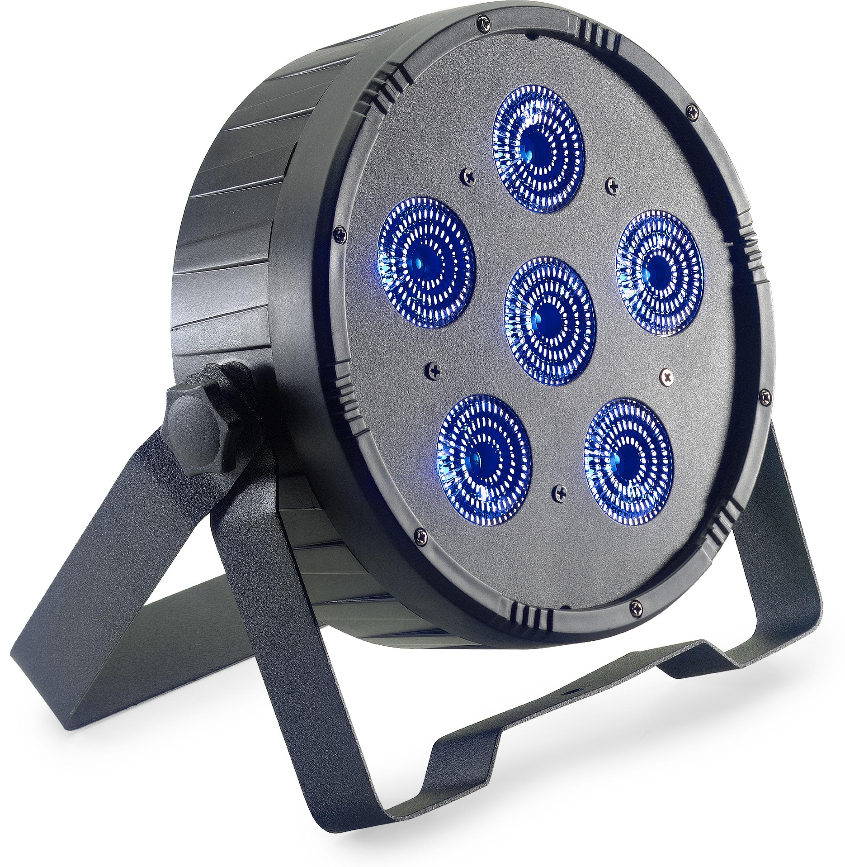 Stagg SLI-ECO LED PAR 6x1W RGBA+UV