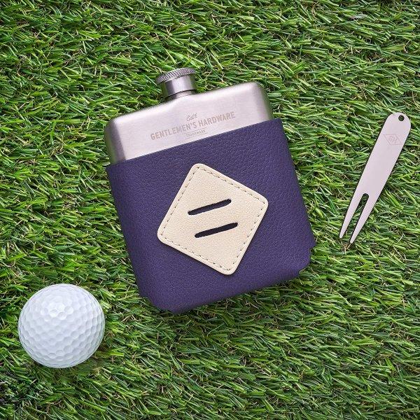 Placatka nejen pro golfové hráče