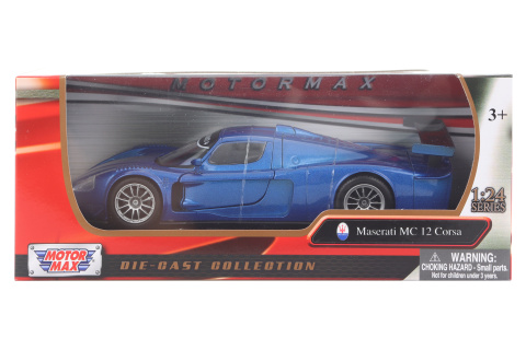 1:24 Maserati MC 12 Corsa