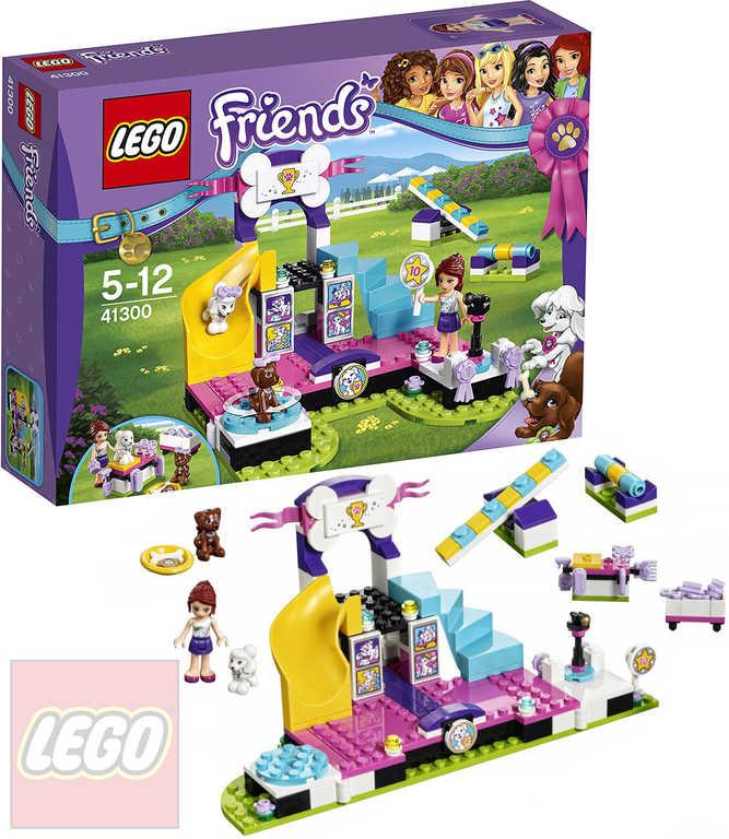 LEGO FRIENDS Soutěž štěňátek 41300 STAVEBNICE