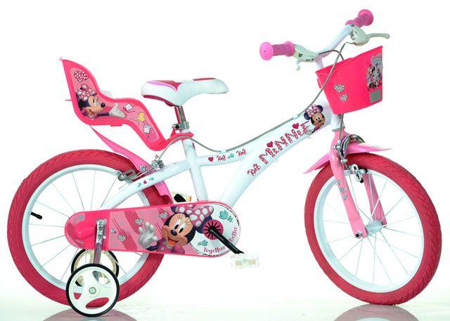 """Dětské kolo Barbie - 14"""""""
