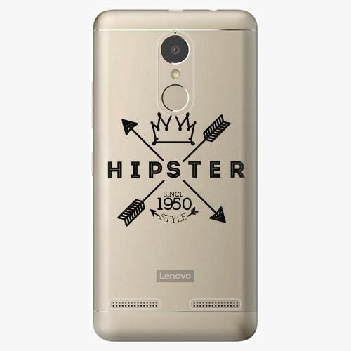 Plastový kryt iSaprio - Hipster Style 02 - Lenovo K6