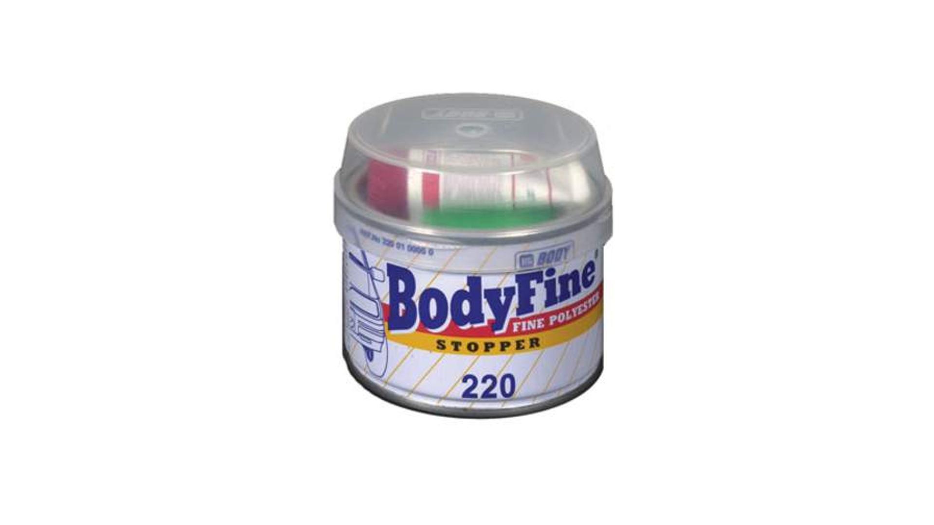 HB BODY FINN F220 - tmel jemný 250g
