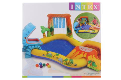 INTEX bazén Dinosaurus hrací centrum 57444