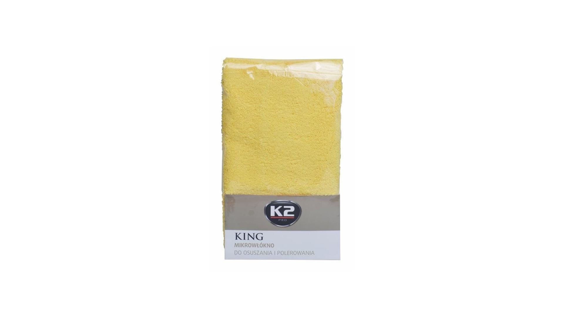 K2 Utěrka z mikrovlákna KING 60 x 40 cm