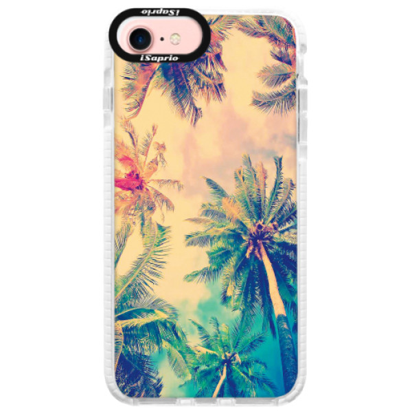 Silikonové pouzdro Bumper iSaprio - Palm Beach - iPhone 7