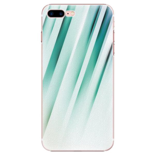 Plastové pouzdro iSaprio - Stripes of Glass - iPhone 7 Plus