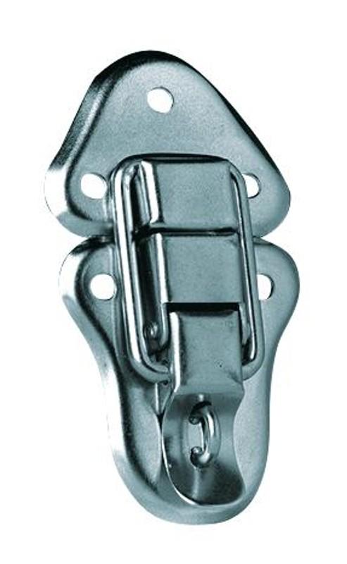Pružinový zámek 96 x 52 mm střední